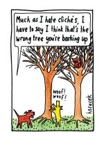 Barking Up Wrong Tree
