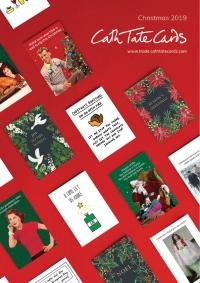 Cath Tate Cards Christmas 2019 Catalogue