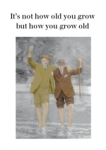 How You Grow Old