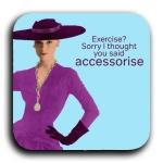 Accessorise Coaster