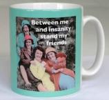 Insanity Mug