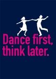 Dance First - WW1031