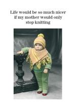Stop Knitting