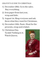 Granny's Guide To Christmas