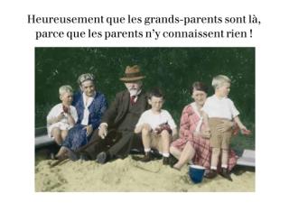 Les Grandes-parents
