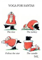 Yoga For Santas