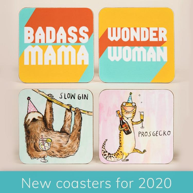 Cath Tate coasters