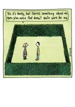 An Open Plan Maze