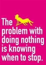 The Problem With Doing Nothing