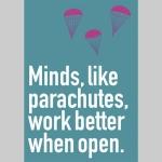Open Minds Postcard