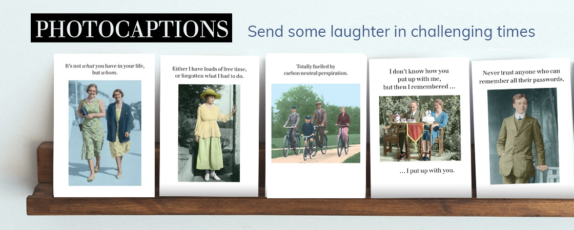 Photocaption cards funny cards witty cards birthday cards