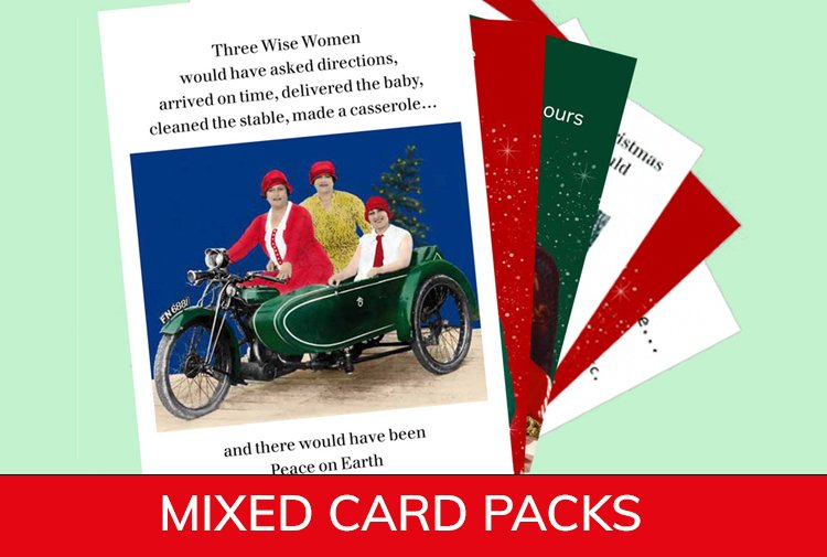 Funny greeting cards Christmas cards