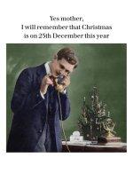 Remember 25th December