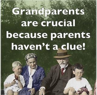 Grandparents Magnet