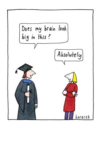 Brain Look Big