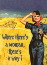 Where There's A Woman