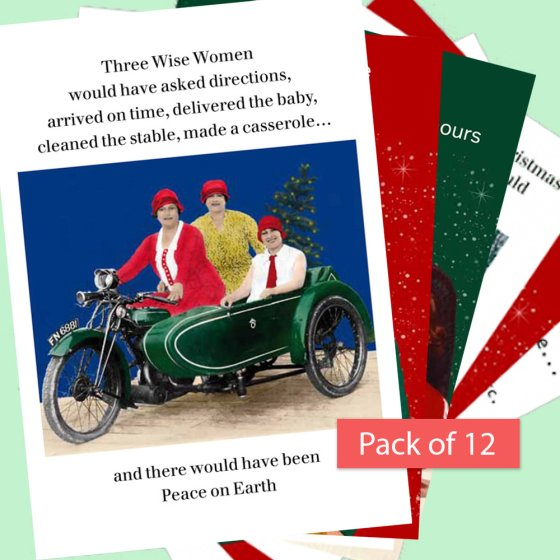 Christmas Pack 2021 Greeting Card