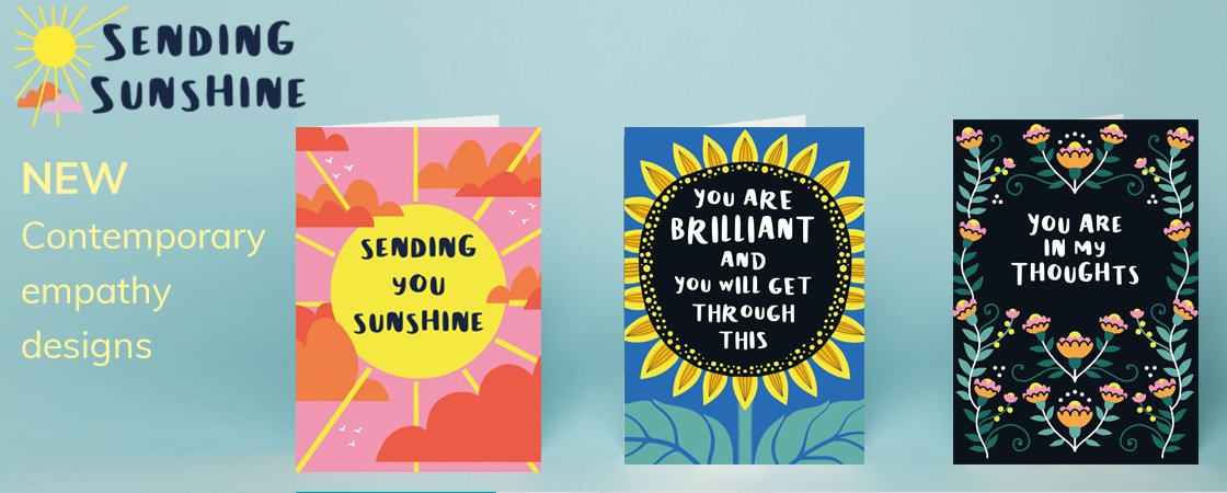 Sending Sunshine cards