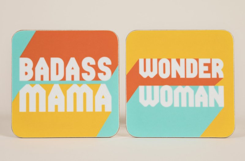 New: Notebooks and Coasters
