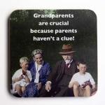 Grandparents Coaster