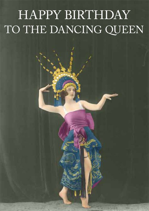 Funny Dance Birthday Meme : Dancing queen cath tate cards