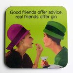 Offer Gin Coaster