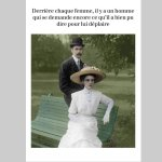 Derriere Chaque Femme