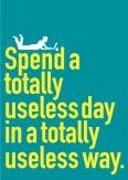 Totally Useless Day - WW1034