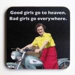 Good Girls Coaster